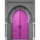 Tableau Porte Marocaine