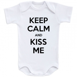 Body Keep Calm And Kiss Me