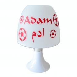 Lampe Personnalisé Ballon (Arabe-Français)